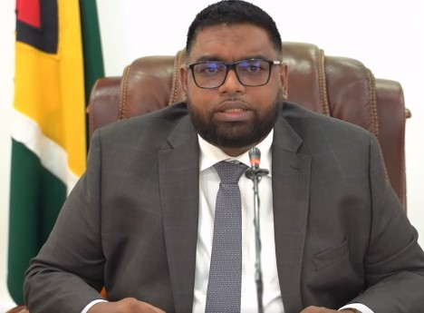 Dr. Mohamed Irfaan Ali